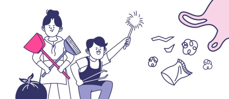 환경실천연합회, 생활폐기물 저감을 위한 시민 모니터링단 모집